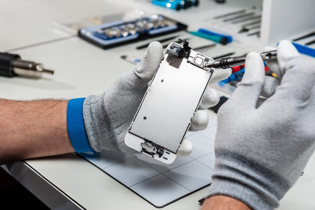 Smartphone reparieren lassen - Handyreparatur München